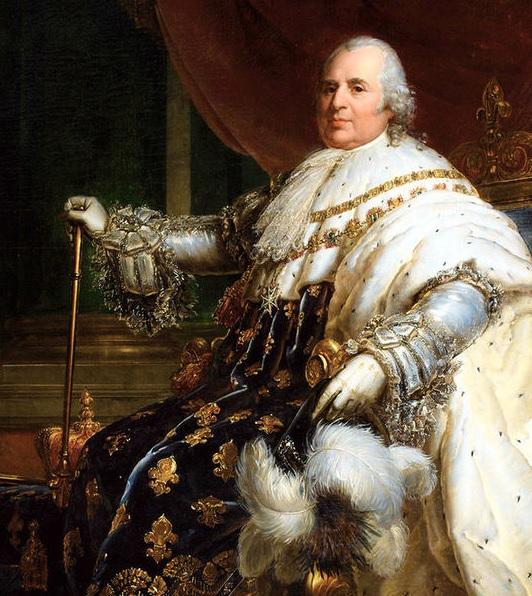 Louis XVIII - Biographie/Napopédia